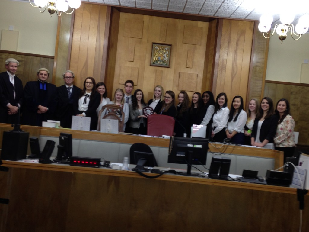 Mock Trial Success